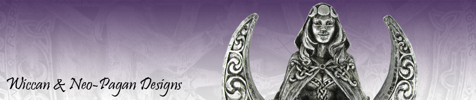Wiccan and Pagan Statuary and Jewelry